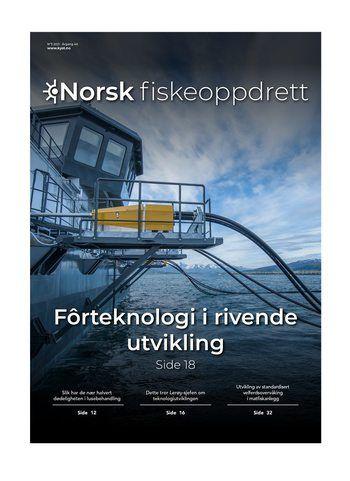 Norsk Fiskeoppdrett 2021/3