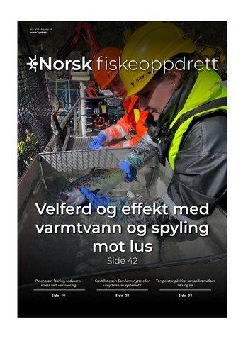 Norsk Fiskeoppdrett 2021/4
