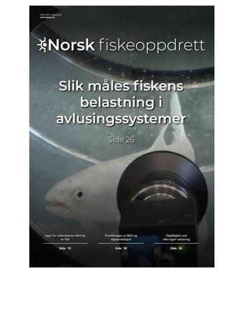 Norsk Fiskeoppdrett 2021/6