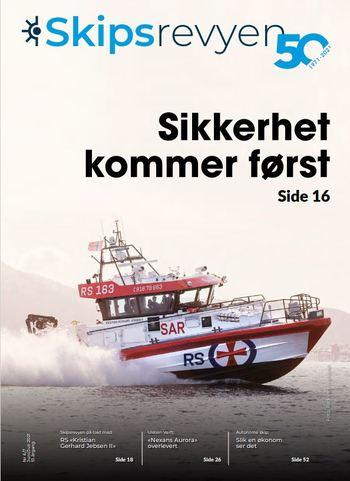 Skipsrevyen 2021/06