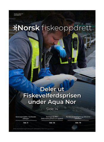 Norsk Fiskeoppdrett 2021/8