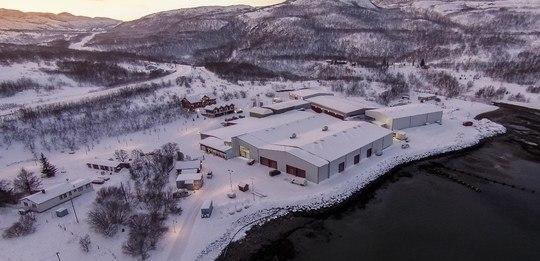 Lerøy bygger ut RAS i Laksefjord
