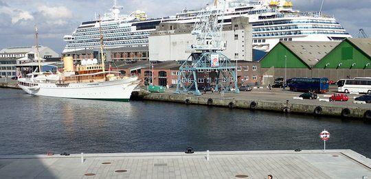 Cruiselandstrøm på agendaen i Danmark