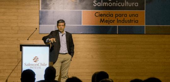 Antibióticos en la industria del salmón: