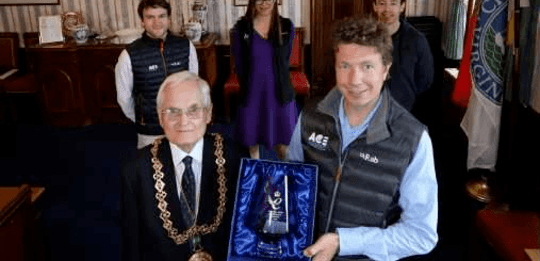 Second Queen's Award in a row for Ace Aquatec