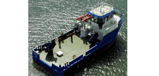 UK-built workboat for tuna farmer