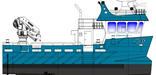 Bygger hybridkatamaran for Fylkesnes Fisk