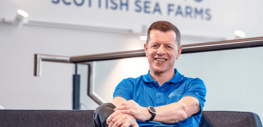 Lower profit but higher margin for Scottish Sea Farms  in 2020