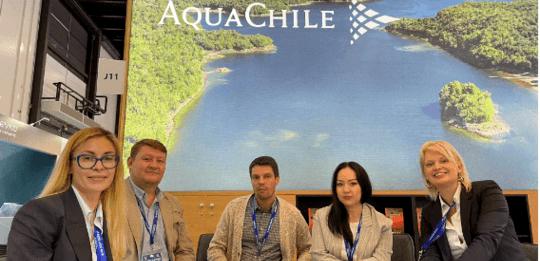 Productor de salmón chileno consolida su posición en Rusia